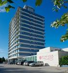 4-star Ramada Hotel Resort on the northern shore of Lake Balaton, in Balatonalmadi