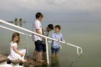 Holidays in Balatonalmadi for families with children