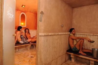 Hammam In The North African Bathhouse In The Fabulous