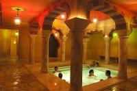 In Fabulous Shiraz hotel's Moorish Bath beside the experience and massage pools guests can try out the african hammam as well