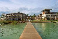 Hotel Silverine Resort 4* next to the Lake Balaton