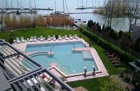 Wellness hotel at Lake Balaton - 4* Hotel Silverine Balatonfured