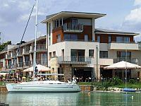 Hotel Silverine**** Balatonfüred - wellness hotel directly at Lake Balaton