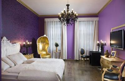 design htel soho 4 toiles suite lgante de luxe de boutique hotel budapest - Chambre Luxe Design