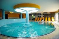 Thermal hotel with spa at lake Balaton, Hotel Sungarden in Siofok offers wellness services