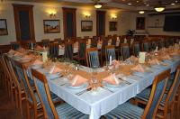 Hotel Villa Classica - Accommodation in Papa - the restaurant of the 4-star hotel is an ideal place for bigger events