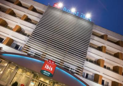 Ibis Budapest Citysouth*** hotel near the airport of Budapest - Ibis Budapest Citysouth*** - Discounted Ibis Hotel near to the Airport