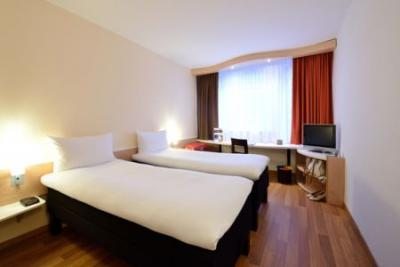 Hotel Ibis City in the centre of Budapest with closed parking at affordable price - Hotel Ibis Budapest City*** - 3 star Ibis Hotel in Budapest (former Ibis Emke)