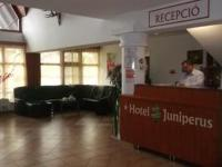 Juniperus Park Hotel Kecskemet -  discount accommodation near the center of Kecskemét