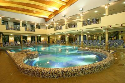 Spa wellness hotel  Wellness weekend in Hungary - Hotel Karos Spa - indoor adventure ...