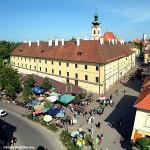 Hotel Klastrom Gyor - Discount castle hotel with half board in the centre of Gyor