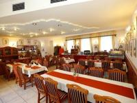 Hotel Korona - restaurant in the downtown of Eger with half boar for hotel guests