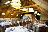 Restaurant of Hotel Makár in Pecs - accommodation with breakfast or half board