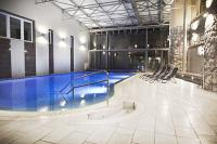 Makar Sport and Wellness Hotel Pecs, indoor pool in the wellness area of Hotel Makar