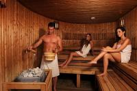 Wellness Hotel MenDan in Zalakaros with different saunas and wellness treatments