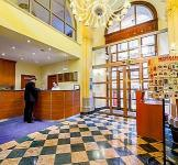 Hotel Museum Boedapest - Hotel Accor Mercure Museum Budapest op Trefort straat