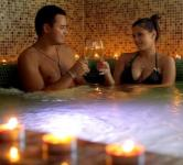 Hotel Nefelejcs - wellness services for a wellness weekend with jacuzzi