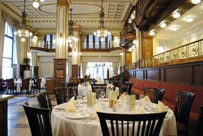 restaurant im hotel novotel budapest centrum 4sterne