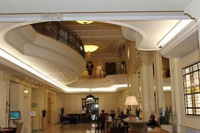novotel hotel centrum budapest hall im 4sternehotel in