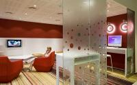 Business Corner in Novotel Budapest City - 4-star hotel Novotel City
