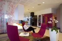 4-stars hotel in Buda in Hungary at low prices - Novotel City lobby