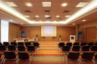 Meeting room in Hotel Novotel Szeged in Hungary