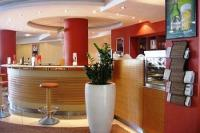 Hotel Novotel Szeged 4* drink bar with cocktail specialties