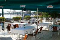 Hotel Novotel Szeged 4* panoramic terrace of the Tisza shore