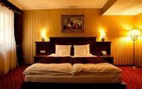 Double room of Hotel Obester in Debrecen at affordable prices