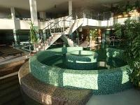 Wellness oasis of Hotel Ozon in Matrahaza - jacuzzi, swimming pool, sauna, infra sauna