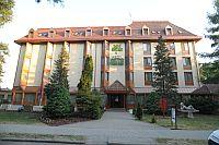 Park Hotel Gyula renovated 3-star hotel in the centrum of Gyula at discount price