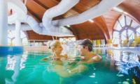 Thermal and health water for lovers of wellness in Zalakaros