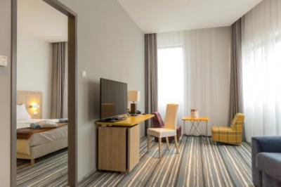 Park Inn Resort Spa Hotel Sarvar 4* modernes schönes Hotelzimmer