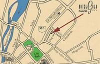 Pension Gold Budapest - Map - Zuglo Budapest, Hotel in the city centre,