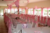 The eventroom of Laguna Pension is an ideal venue for weddings and balls - Laguna Pension Mogyorod