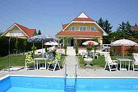 Lorelei Pension Gyenesdias - Sjön Balaton