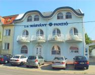 Pension Marvany in Hajduszoboszlo - Pension Marvany in Hongarije Márvány Hotel*** Hajdúszoboszló - Goedkope accommodatie in Hajduszoboszlo -