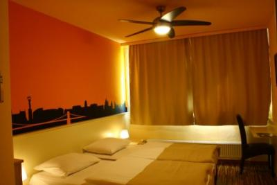 Room for few hours in Budapest in Pest Inn Kobanya hotel with low prices - Pest Inn Hotel Budapest*** - low-priced renovated Hotel in the district X.