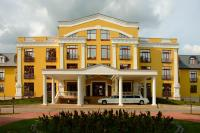 Polus Palace Golf Club Hotel God - albergo centro benessere e campo da golf a God