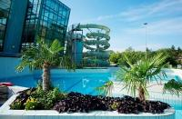 Waterpark in Esztergom in het Portobello Wellness & Yacht Hotel