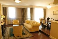 Queens Court Hotell Residence Budapest  - lyxig svit