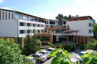 Residence Hotel Siofok - günstiges Hotel mit Halbpension am Plattensee in Siofok
