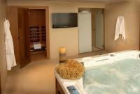 Luxury suite with jacuzzi, sauna and solarium in Egerszalok - Salaris Resort Spa and Conference Hotel, Hungary