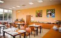 Saphir Aqua Apartment Hotel - breakfast room of the hotel in Sopron
