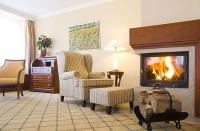 Silvanus Hotel Visegrad - superior hotel room with fireplace at affordable price