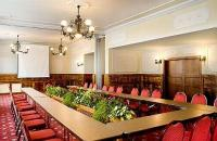 Conference room in the Hotel Silvanus Conference and Sport Hotel in Visegrad in Hungary near Budapest