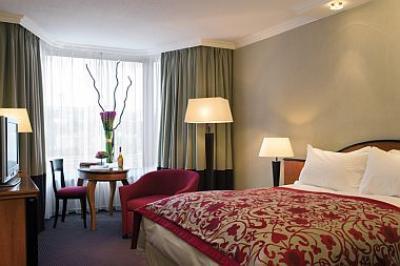 Hotel De 5 Estrellas Sofitel Chain Bridge Budapest Hotel