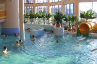 Solaris Apartment Resort Cserkeszolo - Speciale wellness-pakketten in Cserkeszolo met halfpension en een spa-ingang