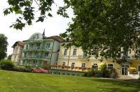Hotel Spa Heviz - billiges Spa Thermal Hotel in der unmittelbaren Nähe des Heviz Thermalbad