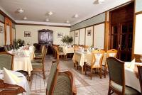 Restaurant of Swiss Lodge Pension - low prices and delicious Hungarian dishes